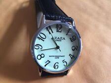Relojes de pulsera para mujeres Quartz resistente al agua