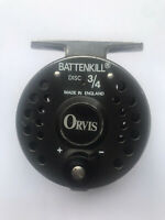 ORVIS BATTENKILL DISC 3/4 FLY REEL Made In England