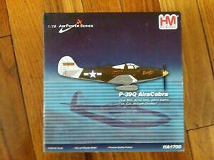 Hobby Master 1:72 Air Power Series HA1708 Bell P-39Q Airacobra Diecast RARE