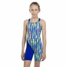 Speedo Junior Girls' Swimsuit Fastskin Junior Endurance+ Openback Kneeskin