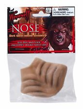 Deluxe Werewolf Nose Latex Rubber Animal Mask Wolf Toy Funny Monster Wild Dog