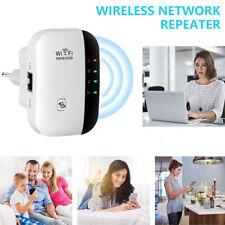 300 Mbit/s Wifi WLAN Repeater Verstärker Empfänger Router Booster Reichweite DE