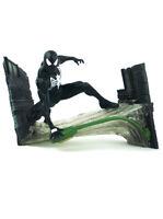 Spider-Man PVC Diorama Figure FCBD Symbiote Marvel Gallery Diamond Select No Box