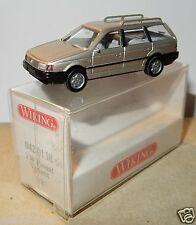 MICRO WIKING HO 1/87 VW VOLKSWAGEN PASSAT VARIANT GRIS ARGENT in BOX