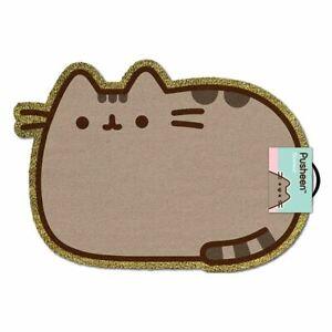 GUND Pusheen the Cat Shaped Doormat Welcome Mat - Home Accessories