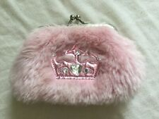 Disney Exclusive Girls Pink Purse