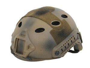 FAST PJ Navy Seal Replica Helm in Coyote / Black von Emersongear Army