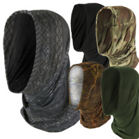Highlander Headover Snood Lightweight Stretch Military Camouflage 5 Way