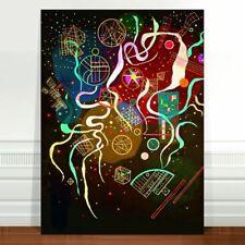 "Wassily Kandinsky Movement 12 ~ FINE ART CANVAS PRINT 36x24"""