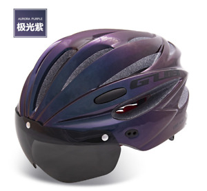 GUB High Density Cycling Helmet With Goggle MTB Mountain Bicycle Sports Helmets