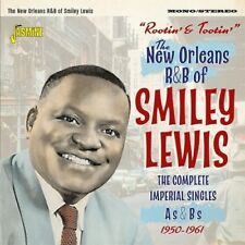 Smiley Lewis - Rootin & Tootin The New Orleans R&B Of Smiley Lewis: Complete Imp