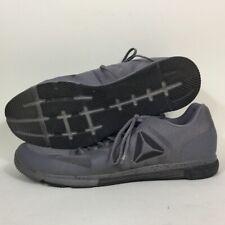 Reebok Men's Sz 13 Dark Gray Cross Training Gym Workout Shoe CN5351 - #120675137
