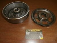 00 ARCTIC CAT 500 Auto ATV Engine Magneto Flywheel Rotor Starter Bearing Gear OE