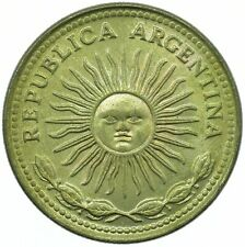 More details for coin / argentina / 10 pesos 1976 unc beautiful collectible     #wt30557