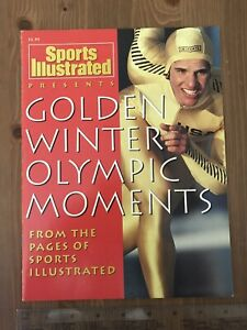 SI Sports Illustrated Golden Winter Olympic Moments Special Issue, 1991