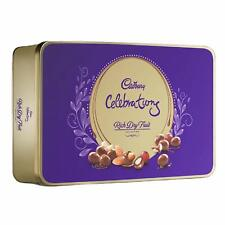 Pack of 1, 177 gm Rich Dry Fruit Chocolate Cadbury Celebrations Gift Box, FShip