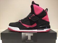 Nike Jordan Flight 45 High ~ 837024 008 ~ Regno Unito taglia 6 ~ EURO 39