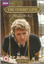 THE ONEDIN LINE - Series 3. Jane Seymour, Peter Gilmore (4xDVD SLIM BOX SET '11)