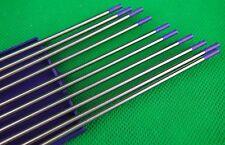 2.4mm BINZEL E3  Tungsten Electrode PURPLE Tip 10Pcs Bobthewelder Australia