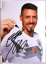 Sandro Wagner + Autogrammkarte DFB + Edition Fußball WM 2018 + AK2018171 +