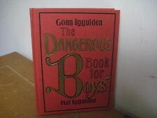 Gonn Iggulden/ Dangerous Book for Boys/ hardback/ instructional/ fun/2007/1st ed