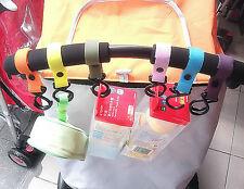 AU Seller Brand new Dual hooks for prams strollers hanger