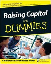 Raising Capital For Dummies , Paperback , Bartlett, Joseph W.