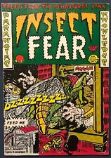 Insect Fear #2  Underground Comix  1971