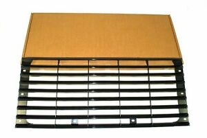 Land Rover Defender 90 110 Front Grill - Black - Fits All Defenders - ALR8765PUC