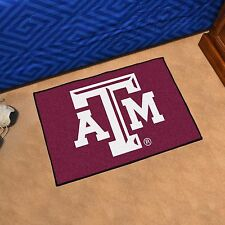 "Texas A&M Aggies 19"" X 30"" Starter Area Rug Mat"