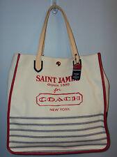 Coach Saint James Handbag~~NWT~~Rare Limited Edition~~23477