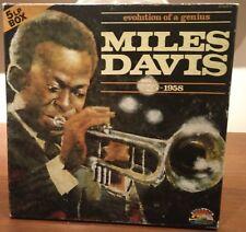 Miles Davis-Evolution of a Genius 1945-1958  5XLP JT 2503/5 Record NM