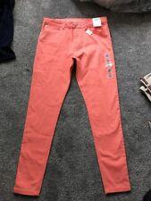 M/&S Light Grey Mid Rise  Super  Skinny Jeans Size 14 Reg BNWT Free Sameday P/&p
