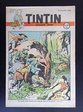 Fascicule périodique N° 3 1948 Journal Tintin  Couverture Cuvelier TBE