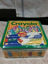 Vintage 1995 Crayola Collector's Tin - New - Sealed