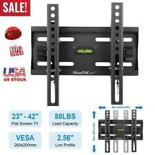 "LCD LED Plasma TV Wall Mount Bracket Tilt For 23"" 26"" 27"" 32"" 37"" 40"" 42""  inch"