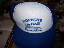 BOPPERS BAR ELLENDALE NORTH DAKOTA HAY TRUCKER