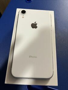 Apple iPhone XR - 64 GB - White- T-Mobile / Metro PCS - Clean IMEI