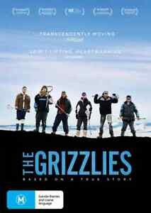 BRAND NEW The Grizzlies (DVD, 2021) *PREORDER R4 Movie