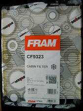 Fram CF9323 filtro aire o polen Interior Mercedes Benz G-Clase 55 AMG, etc.