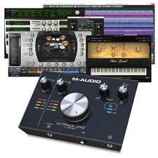 M-Audio Line TRS 1/4' Pro Audio/MIDI Interfaces