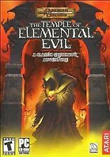 Temple of Elemental Evil: A Classic Greyhawk Adventure - PC by