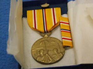 WW II -  ASIATIC-PACIFIC CAMPAIGN Medal Set US Mint