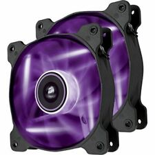 Corsair Air Series SP120 High Static Pressure Fan (120mm) with Purple LED (Twin