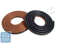 1962-66 Mopar A & B Body Door Weatherstrip Seals Pair - LM23HCOP