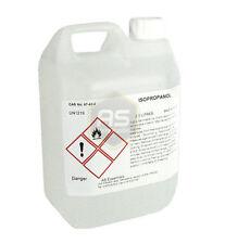2.5L Premium Grade Isopropanol IPA Alcohol Isopropyl 99.9% Pure