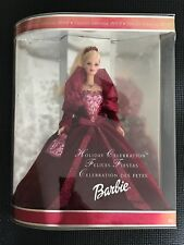 Special Edition Holiday Celebration Barbie 2002