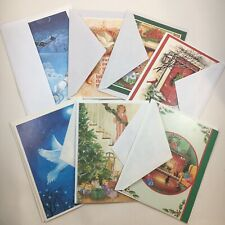 Lot Christmas Greetings by Paralyzed American Veterans—21 Cards, 16 Envelopes