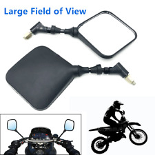 Motorcycle Rearview Mirror Electric Scooter Large Field of View Side Mirror Rear