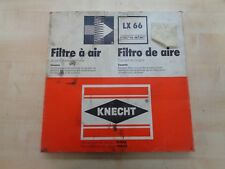 Filter Filtereinsatz original Knecht Mahle LX66 A0020941604 MB W123